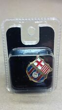 "FC Barcelona Pin - Button ""Collectable"""