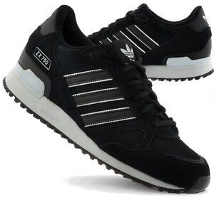 Details zu Adidas ZX 750 BY9274A Damenschuhe Sportschuhe Sneaker Laufschuhe  schwarz