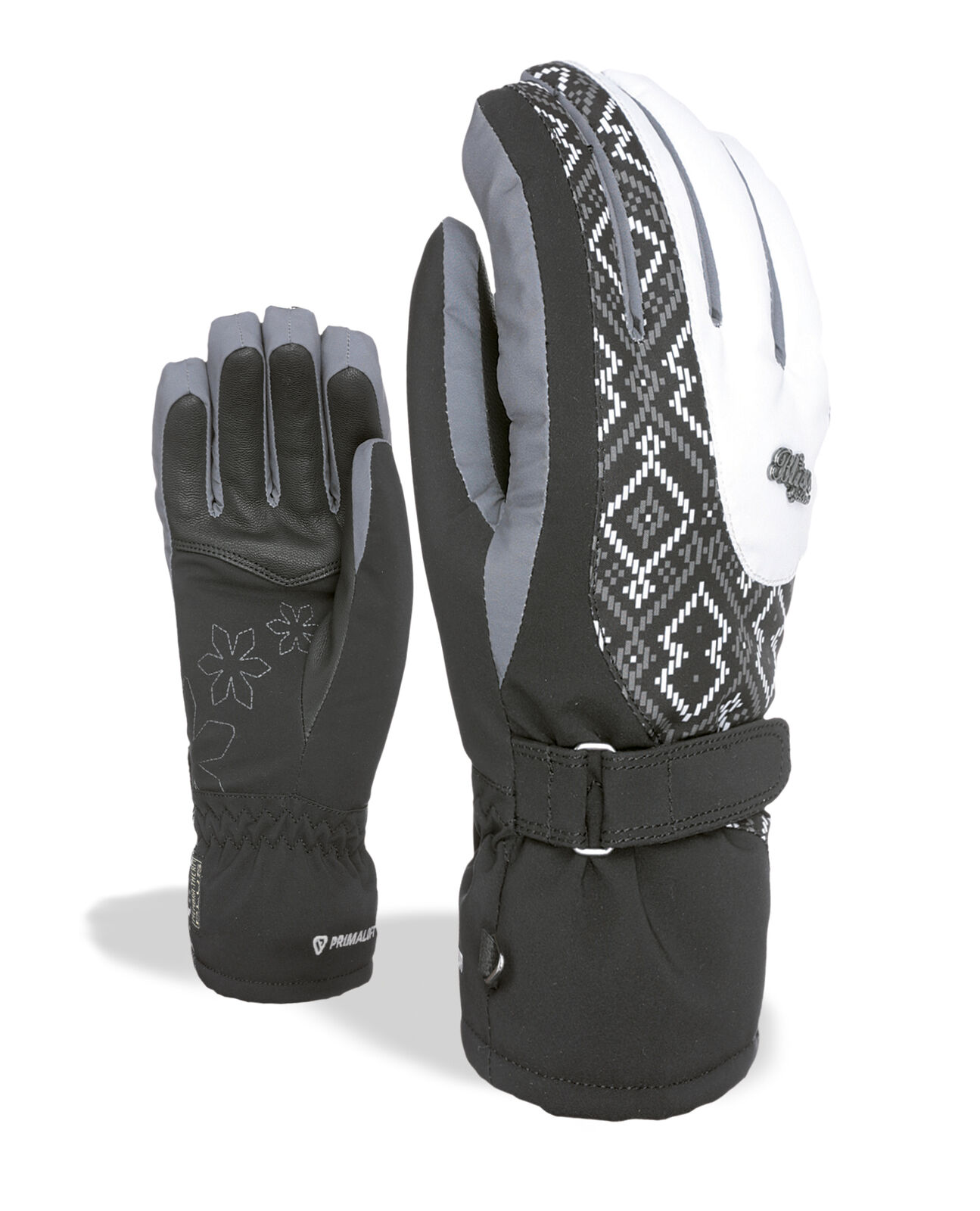 Level Handschuh Bliss Venus black wasserdicht atmungsaktiv wärmend