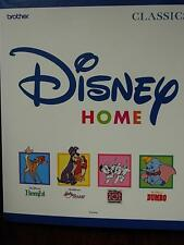 Brother Disney Embroidery Card Classics & Pals SA301D - For Disney Machines