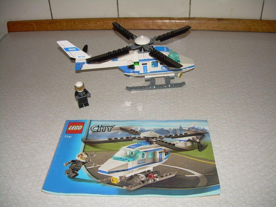 Lego City, 7741