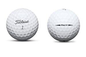24-Titleist-Pro-V1-2018-Mint-Used-Golf-Balls-AAAAA