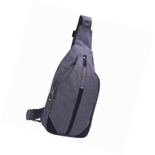 edc5785b31fc EGOGO Men s Anti-theft Sling Bag Chest Shoulder Backpack Cross Body Pack  Bags ...