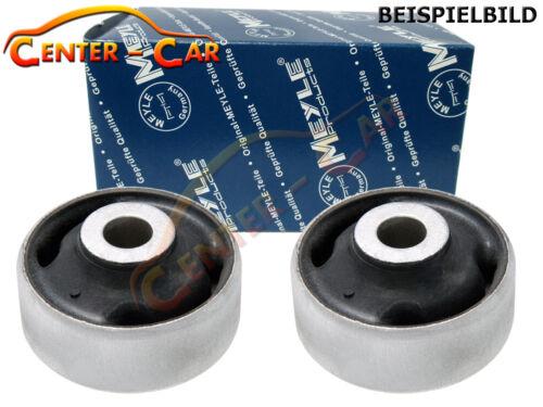 2x MEYLE Buchse Querlenker Querlenkerlager Vorne Hinten VW SEAT 100 407 0041
