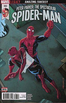 PETER PARKER SPECTACULAR SPIDER-MAN #306 NM 2018 UNREAD MARVEL bin-2019-0298