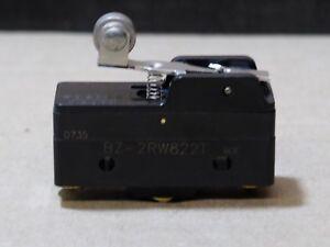 BZ-2RW8221-Honeywell-Micro-Switch-Rollenhebel-15a-125-250-480-Vac-2a-600V