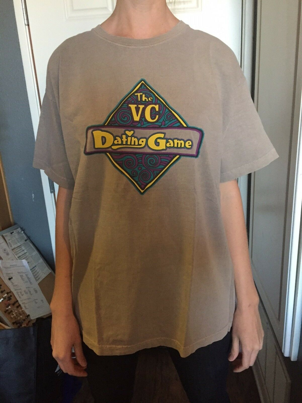 VC (Venture Capital) Dating Game (circa 1998) Two sided.