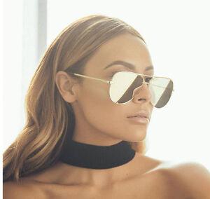 212d2d53e38 Quay Australia High Key Sunglasses - Gold Gold for sale online