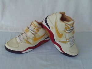 3dce58101e Rare Nike Air Force 180 Basketball Shoes Size 10 Charles Barkley ...