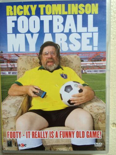 1 of 1 - Ricky Tomlinson - Football My Arse   DVD