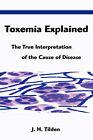Toxemia Explained: The True Interpretation of the Cause of Disease by J H Tilden, Dr John H Tilden (Paperback / softback, 2007)
