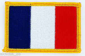 PATCH ECUSSON BRODE DRAPEAU FRANCE français INSIGNE THERMOCOLLANT NEUF FLAG gMwzhWsO-09165717-622161724