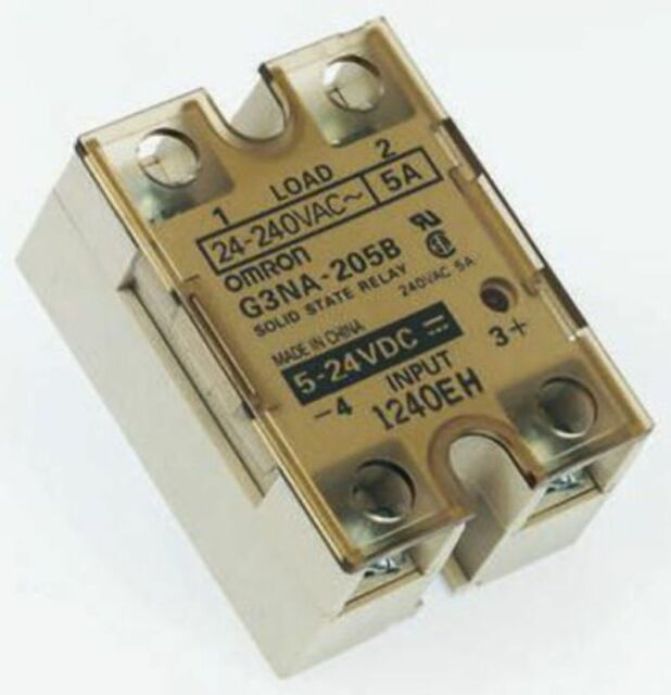 Omron G3NA-220B AC200-240 Solid state Relay