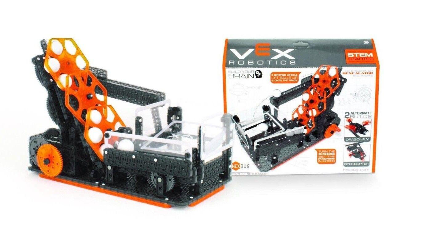 Hexbug Build Your Own VEX Hexcalator Ball Robotics Construction Kit Educational