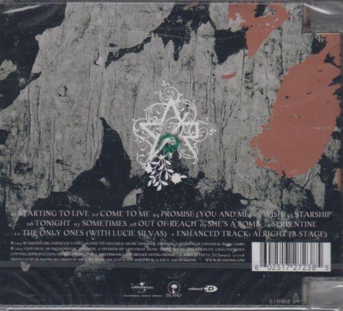 1 von 1 - Reamonn - Wish (Live)  (with Rea Garvey)  (CD/NEU/OVP in Folie)