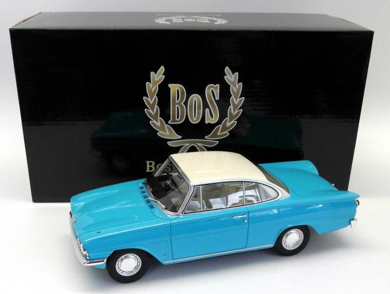 BOS Beste of show-Modèles Ford Consul Capri 116E GT (RHD) échelle 1 18