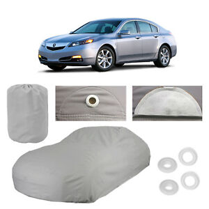 Acura TL 5 Layer Waterproof Car Cover 2005 2006 2007 2008 2009 2010 2011 2012