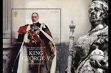 JERSEY 2016 Royal Legacy Queen Victoria   blok- m/s posfris/mnh