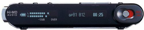 891 Sony MZ-RH1 S Hi-MD Walkman MiniDisc//MP3 Digital Music Player Japan /<F//S/>