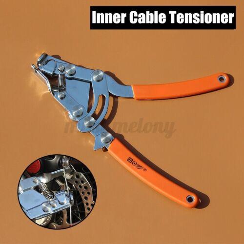 Bicycle Cycle Bike Inner Cable Tensioner Puller Plier Brake Gears One-Hand Tool