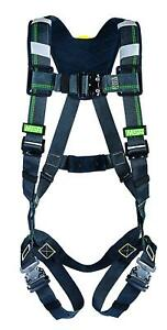 MSA-10150148-Evotech-Arc-Flash-Harness-Full-Body-Safety-Fall-Fire-Worker-Padded