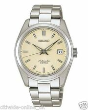 Seiko SARB035 Mechanical Automatic White Dial Men's Wrist Watch *UK TAX FREE FBA