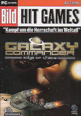 1 von 1 - GALAXY COMMANDER: Edge of Chaos - USK 6 - PC - NEU & OVP