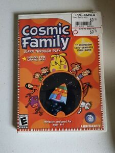 Cosmic-Family-Nintendo-Wii-Ubisoft-Learn-Through-Play-Designed-for-ages-4-8