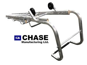Double Roof Ladders Aluminium For Trade Or Industrial