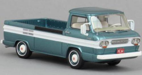 hasta un 70% de descuento NEO 46526 - - - Chevrolet Corvair Sports verde métallisé   blanco - 1963  1 43  envio rapido a ti