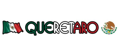 Queretaro  Mexico Vinyl Decal Sticker car Window Wall Phone Multiple Sizes