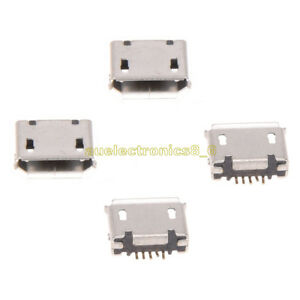 Female USB Connector Type A Welding SMT//SMD Surface Mount to 5