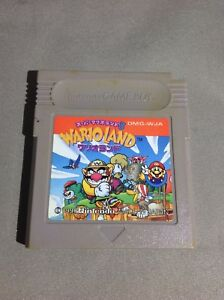 40056-WARIO-LAND-Super-Mario-Land-3-Nintendo-GB-Game-Boy-Japan