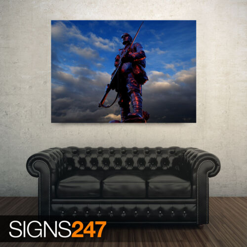 Photo Picture Poster Print Art A0 A1 A2 A3 A4 TOMMY AC241 ARMY POSTER