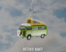 1979 Volkswagen Samba Bus Camper Kombi VW T2 Christmas Ornament Westfalia RV T1