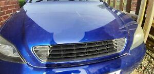 Vauxhall-Astra-MK4-G-Coupe-GSI-SRI-turbo-FK-automotive-grill-Z20LET-Z22SE-X18XE