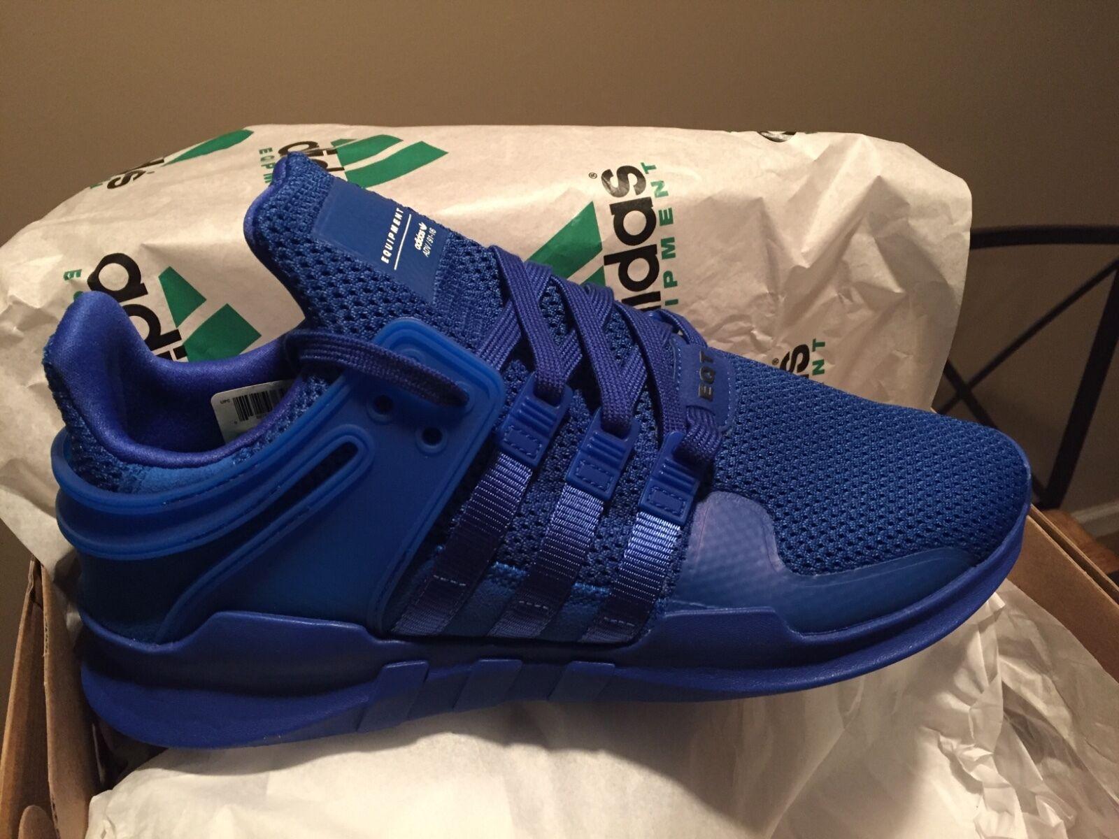 Adidas Equipment EQT Support ADV BA8330 Blue New DS