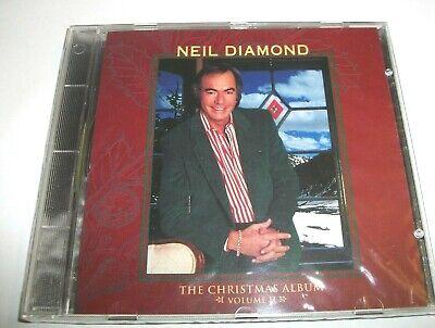 THE CHRISTMAS ALBUM VOLUME 2 NEIL DIAMOND FACTORY SEALED CD 74646646526 | eBay