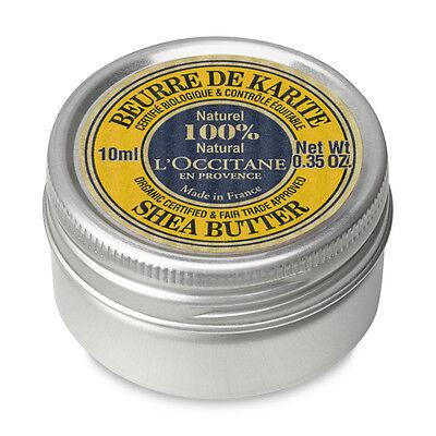 L'OCCITANE BIO Karité Butter Lippen Pflege 10ml (800€/L)