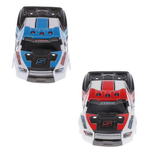Ersatz Plastik RC Auto Karosserie Body Shell Cover für 1//18 4WD HS 18301 Rot