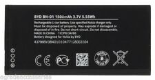 100% Brand New Battery For Nokia BN-01 Nokia X DUAL Phone 1500mAh Battery