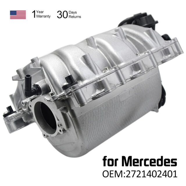 A2721402401 Car Parts Engine Intake Manifold For Mercedes Benz C230 2006