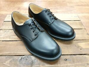eye Novità Gibson Solovair In Handmade Black England Shoes 4 w8BOXBqx