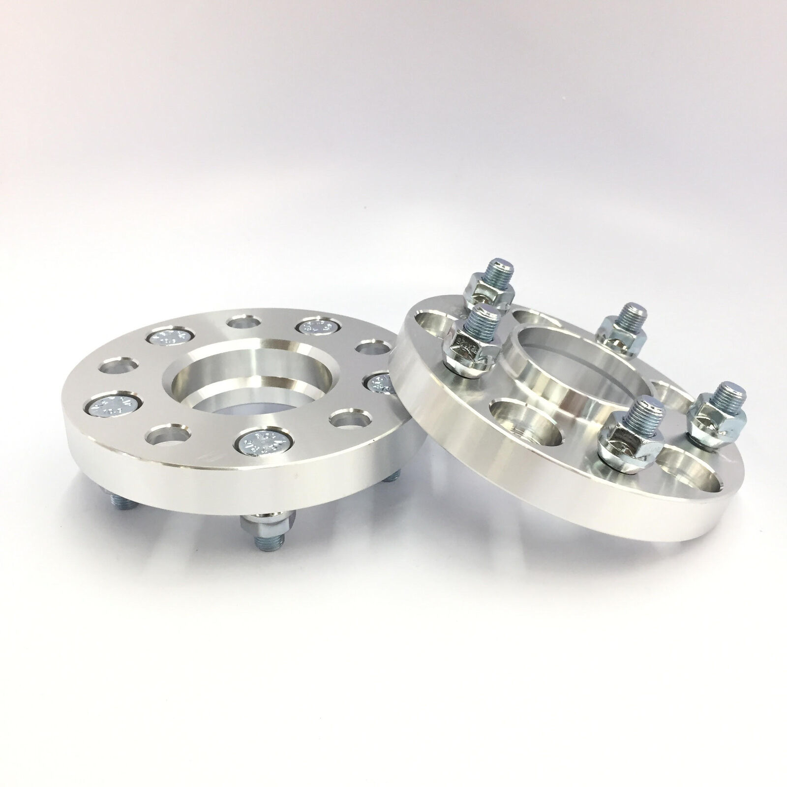 Customadeonly 2 Pieces 1 25mm Lug Centric Wheel Spacers Adapters Bolt Pattern 8x6.5 to 8x6.5 Thread Pitch 9//16 Studs Fits Dodge Ford