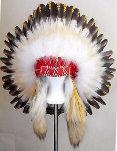 Genuine-Native-American-Navajo-Indian-Headdress-36-034-diameter-1875-REPLICA