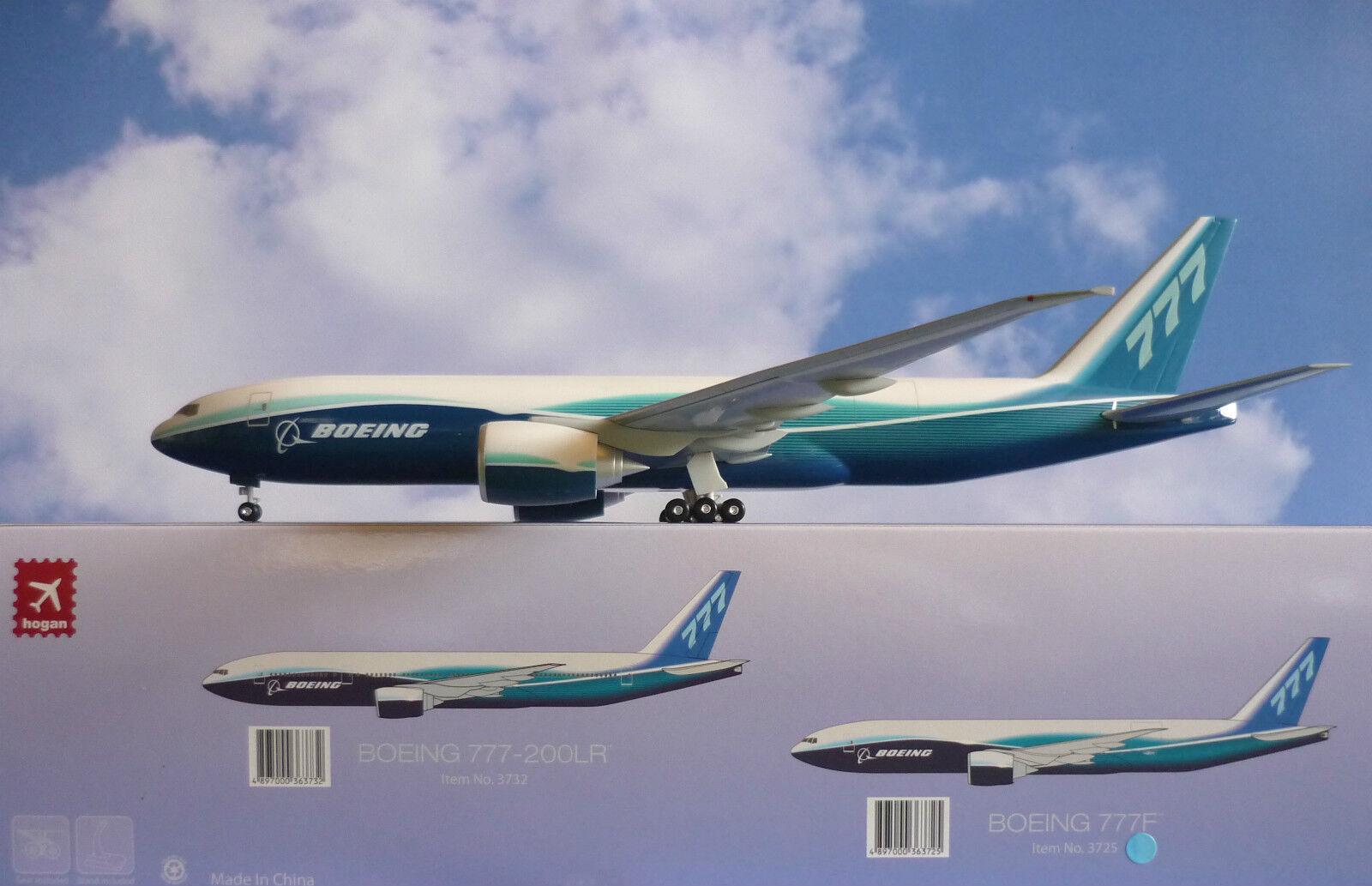 Hogan Wings 1 200 Boeing 777 F House Colour li3725gr  Herpa Wings catalogue