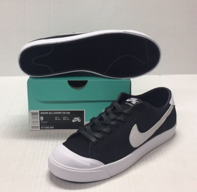 more photos wholesale online buy good NIKE SB ZOOM ALL COURT CK QS #811252-001 BLACK / WHITE CORY KENNEDY