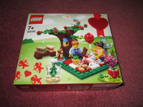 NEW//BOXED//SEALED LEGO VALENTINE PICNIC SET 40236