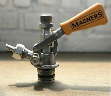 Micro Matic Keg U System Beer Coupler Guinness Tap Sankey Ergo Lever Draft