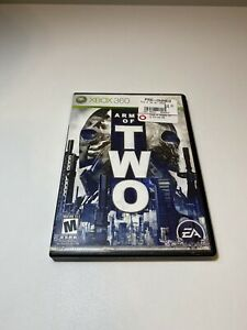 Army-of-Two-Microsoft-Xbox-360-2008-Manual-Included-Tested-And-Working